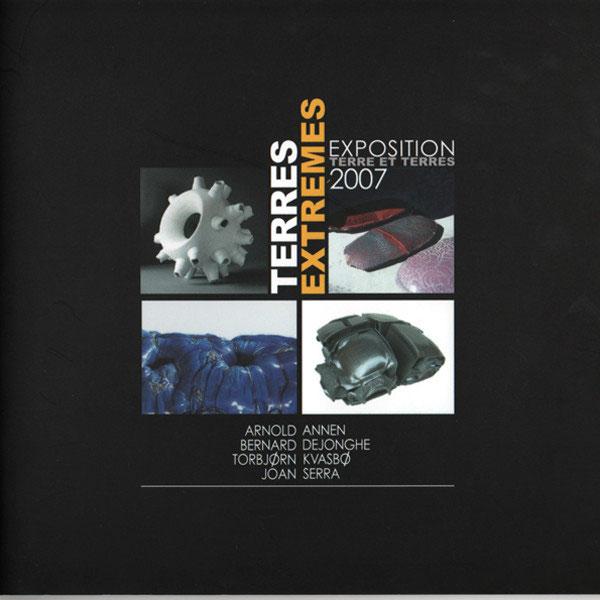 catalogue 2 | Terre et Terres | Exposition | Exposition 2007 Terres Extrêmes | Article | Terre et Terres | 23 juillet 2017
