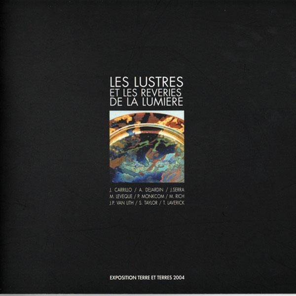 catalogue 5   Terre et Terres   Exposition   Exposition 2004 Les Lustres   Article   Terre et Terres   17 janvier 2021