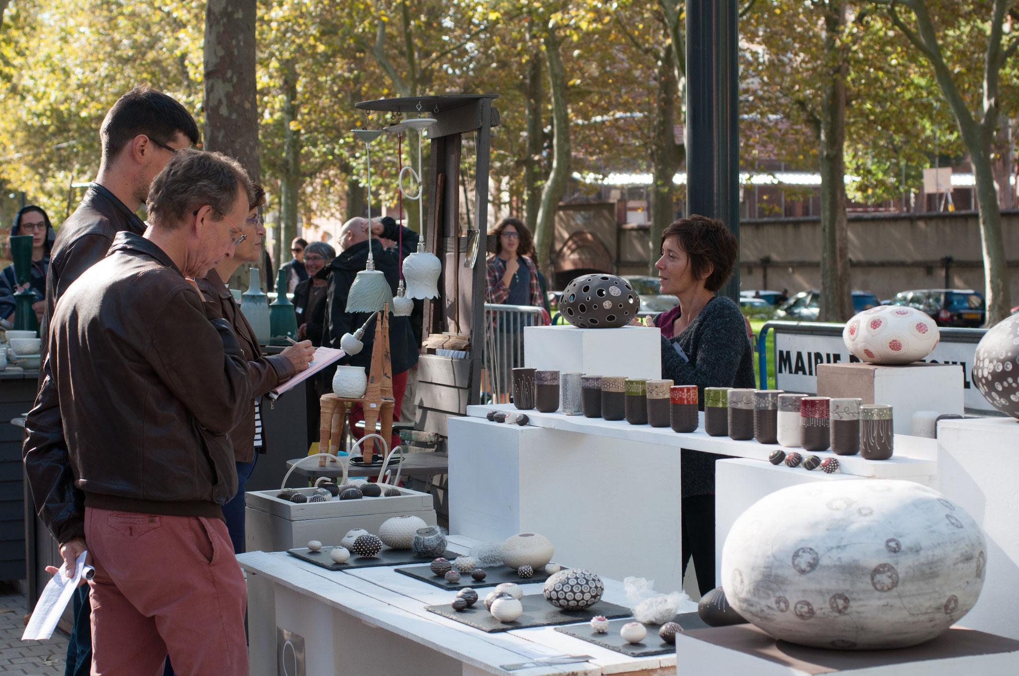 image23 11 | Terre et Terres | Marché Toulouse | Les Allées Céramique à Toulouse les 8 et 9 octobre 2016 | Article | Terre et Terres | 1 novembre 2017