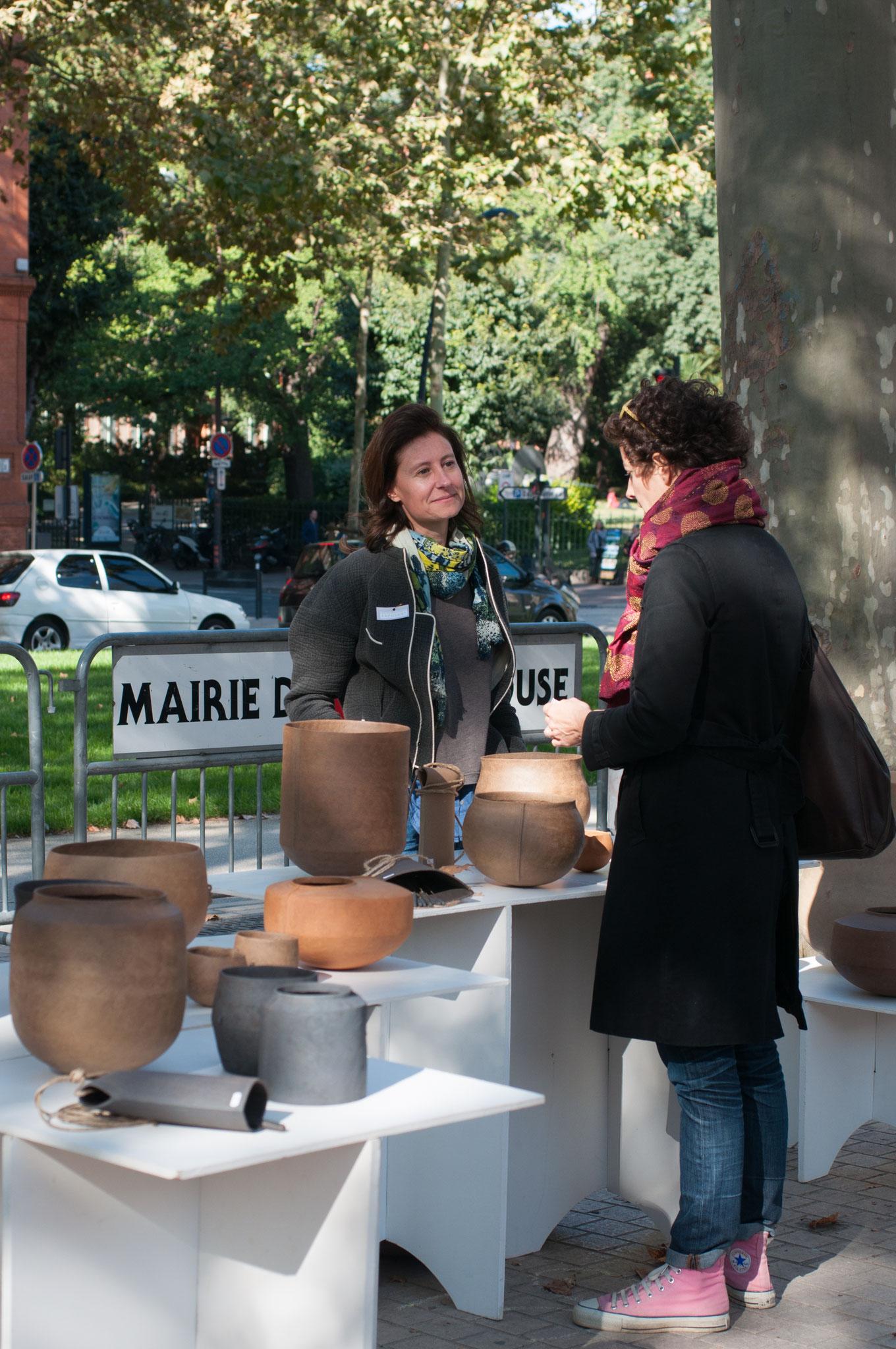 image25 8 | Terre et Terres | Marché Toulouse | Les Allées Céramique à Toulouse les 8 et 9 octobre 2016 | Article | Terre et Terres | 1 novembre 2017