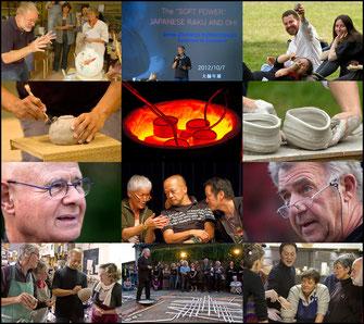 image73 | Terre et Terres | Journées Céramique | Les 2e Journées Internationales Céramique de Giroussens du 1er au 7 octobre 2012 | Article | Terre et Terres | 1 avril 2018