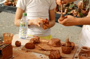 Atelier Enfants | Terre et Terres | Marché Toulouse | Les Allées Céramiques à Toulouse 21 et 22 septembre 2019 | Article | Terre et Terres | 12 septembre 2019