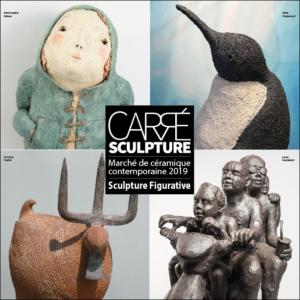 Visuel Carré Sculpture | Terre et Terres | Marché Giroussens | Marché Céramique Contemporaine Giroussens 1 et 2 juin 2019 | Article | Terre et Terres | 20 octobre 2019