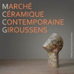 Marché Céramique Contemporaine Giroussens 2020