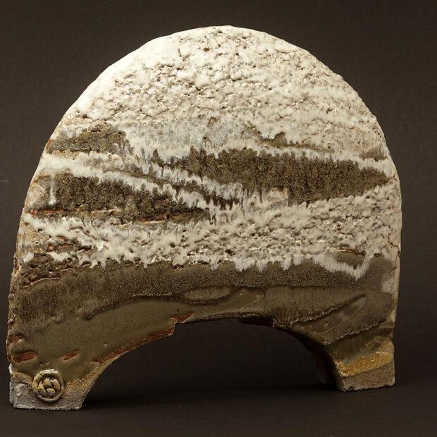 P 9767 | Sylviane Perret | Taïga | Produit | 380,00€ | 59597517 | Sculpture en grès émaillé | Sylviane Perret - Atelier Céramique de Saint-Amans | Terre et Terres | 20 mars 2021