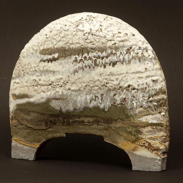 P 9768 | Sylviane Perret | Taïga | Produit | 380,00€ | 59597517 | Sculpture en grès émaillé | Sylviane Perret - Atelier Céramique de Saint-Amans | Terre et Terres | 20 mars 2021