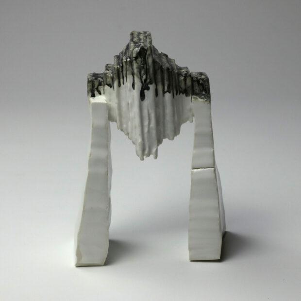 StoneWar 1 4 scaled | Eric Faure | StoneWar 1 | Produit | 120,00€ | 32787224 | Sculpture en porcelaine émaillée | Eric Faure | Terre et Terres | 10 décembre 2020