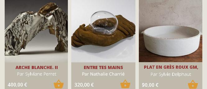 Achetez en ligne des créations céramiques uniques